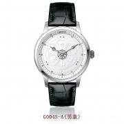 六时吉祥表.流通版C类 超薄系列瑞士石英机芯情侣款手表