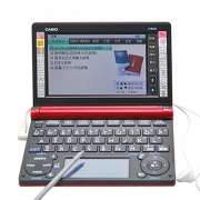 攻破日语 兼顾英语 多彩双触屏电子词典 学习机 卡西欧E-B300