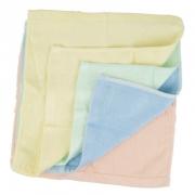 夏季必备擦汗巾 100%天然竹纤维  雅莲凯多功能方巾Y2084 单条装
