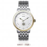 六时吉祥表.流通版B类 超薄系列瑞士石英机芯情侣款手表