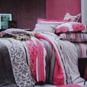 子谷川 伊兰之梦 棉绒全棉套件 床品四件套 被套 床单 枕套  Z4MRYMT032
